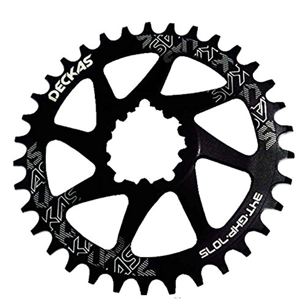 チャペルティッシュ動脈Propenary - GXP bicycle crankset Al 7075 CNC32T 34T Narrow Wide Chainring Chainwheel for Sram XX1 XO1 X1 GX XO X9 crankset bicycle parts [ 32T Black ]
