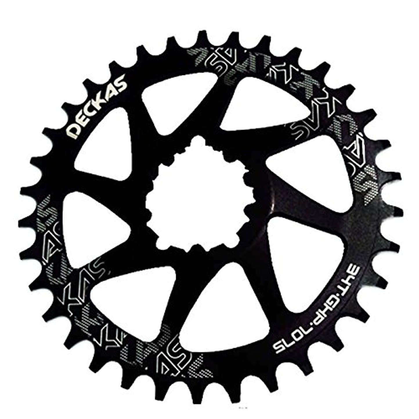 つぼみ戸棚ピーブPropenary - GXP bicycle crankset Al 7075 CNC32T 34T Narrow Wide Chainring Chainwheel for Sram XX1 XO1 X1 GX XO X9 crankset bicycle parts [ 38T Black ]