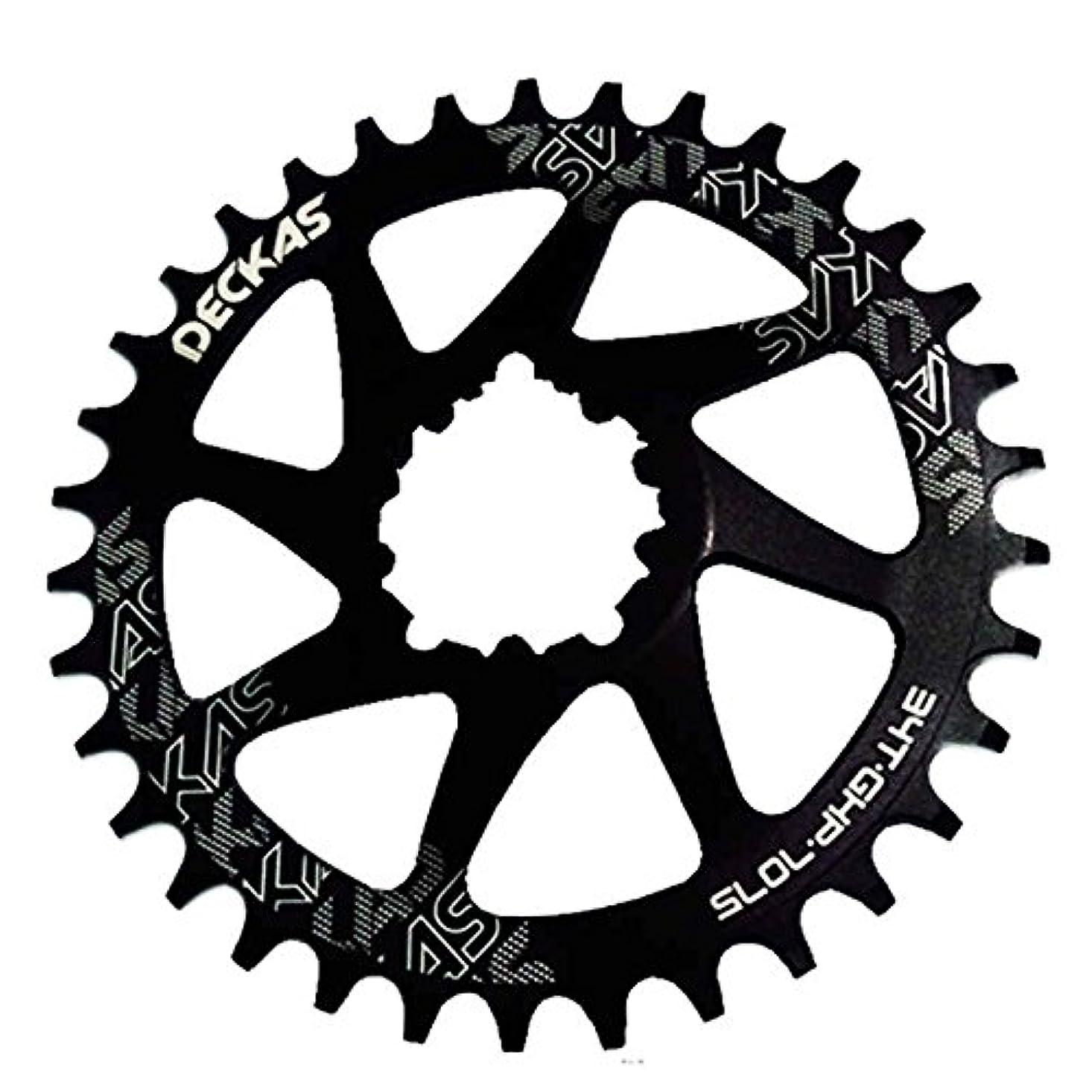 セイはさておきスクラップバッグPropenary - GXP bicycle crankset Al 7075 CNC32T 34T Narrow Wide Chainring Chainwheel for Sram XX1 XO1 X1 GX XO X9 crankset bicycle parts [ 36T Black ]