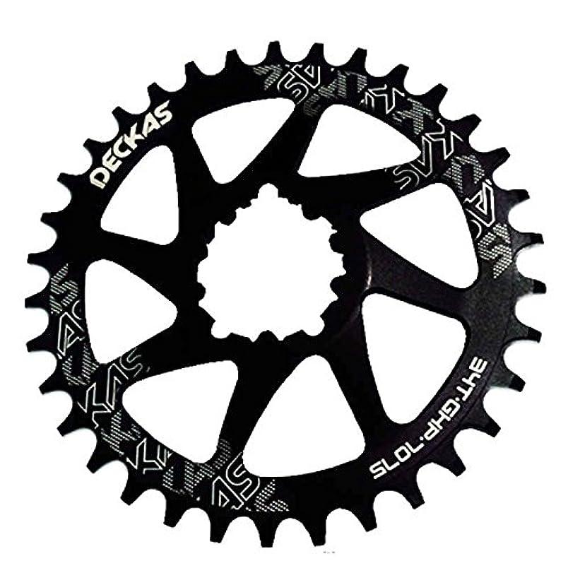 ブリーク契約する好奇心Propenary - GXP bicycle crankset Al 7075 CNC32T 34T Narrow Wide Chainring Chainwheel for Sram XX1 XO1 X1 GX XO X9 crankset bicycle parts [ 38T Black ]