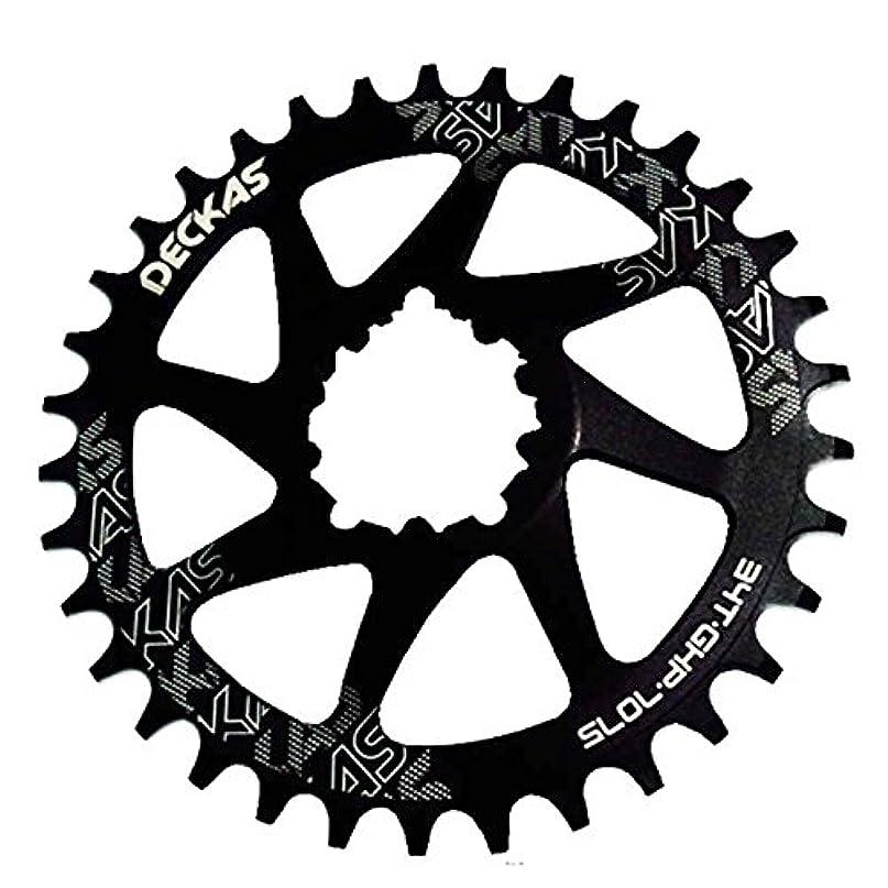 軽減する自宅で対話Propenary - GXP bicycle crankset Al 7075 CNC32T 34T Narrow Wide Chainring Chainwheel for Sram XX1 XO1 X1 GX XO X9 crankset bicycle parts [ 38T Black ]