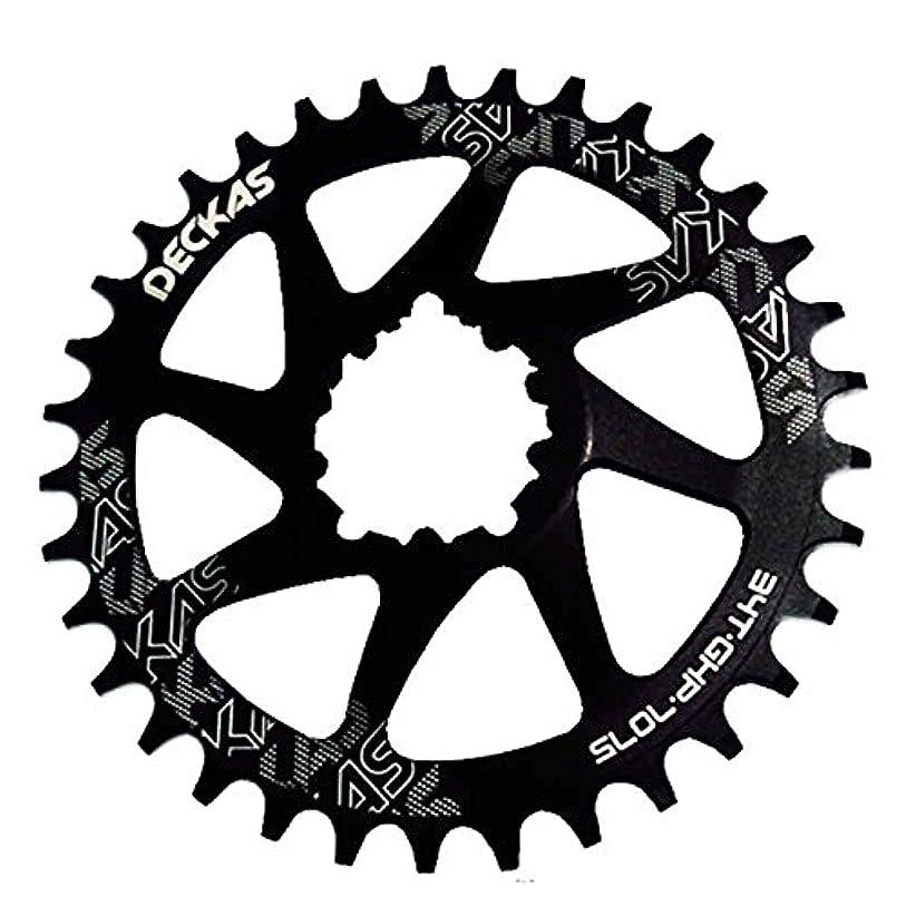 申請者ビリーヤギインペリアルPropenary - GXP bicycle crankset Al 7075 CNC32T 34T Narrow Wide Chainring Chainwheel for Sram XX1 XO1 X1 GX XO X9 crankset bicycle parts [ 36T Black ]