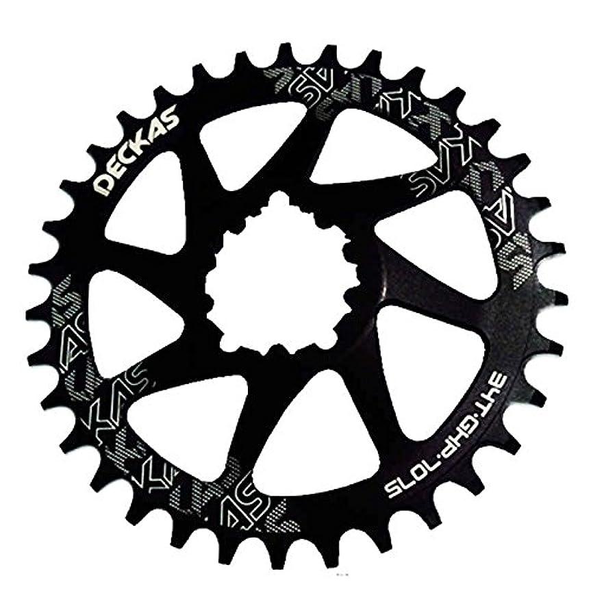 葬儀粒子魚Propenary - GXP bicycle crankset Al 7075 CNC32T 34T Narrow Wide Chainring Chainwheel for Sram XX1 XO1 X1 GX XO X9 crankset bicycle parts [ 32T Black ]