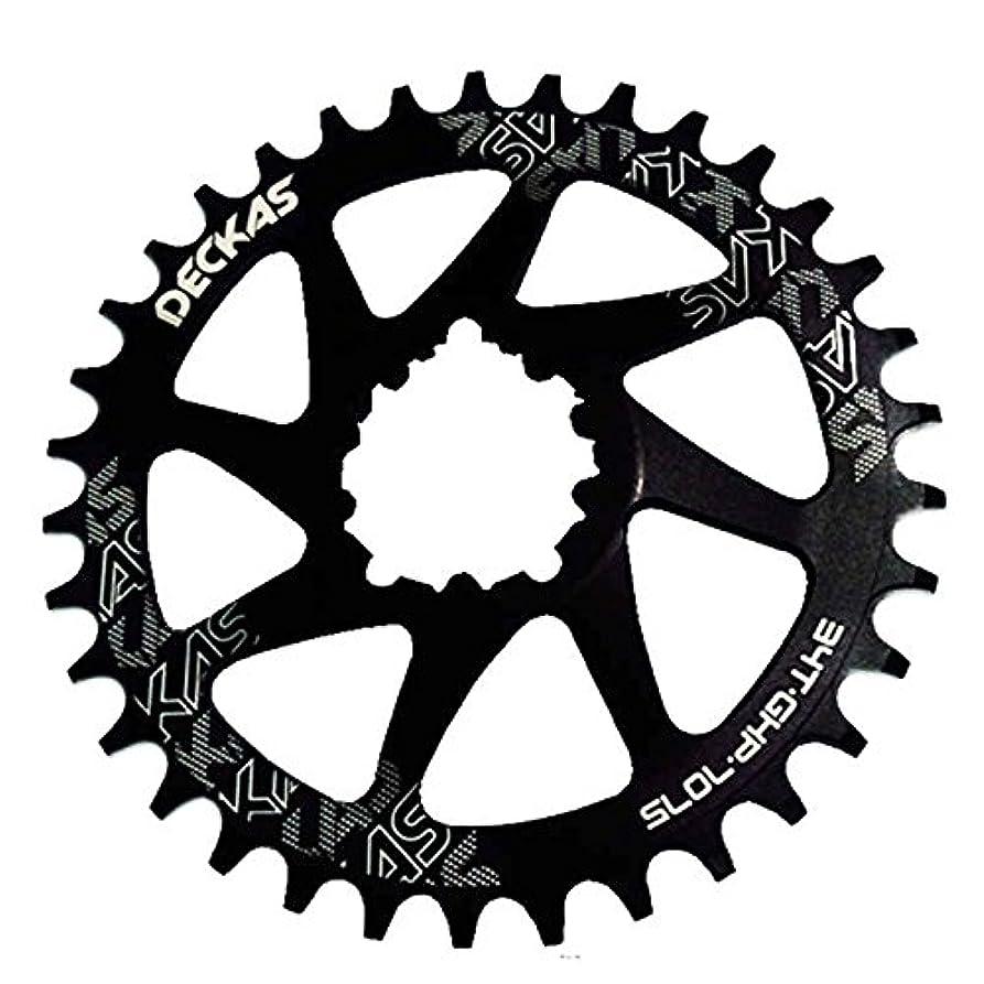 狐希少性機知に富んだPropenary - GXP bicycle crankset Al 7075 CNC32T 34T Narrow Wide Chainring Chainwheel for Sram XX1 XO1 X1 GX XO X9 crankset bicycle parts [ 38T Black ]