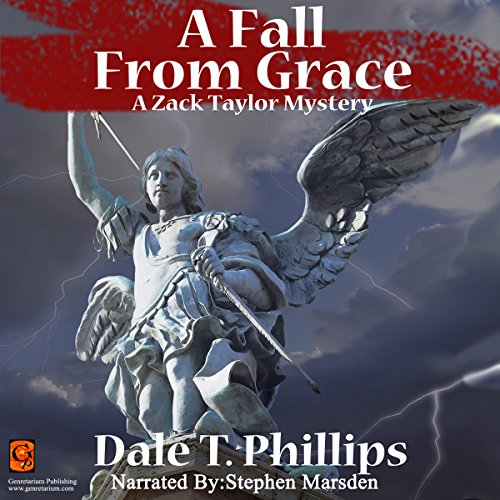 A Fall from Grace audiobook cover art