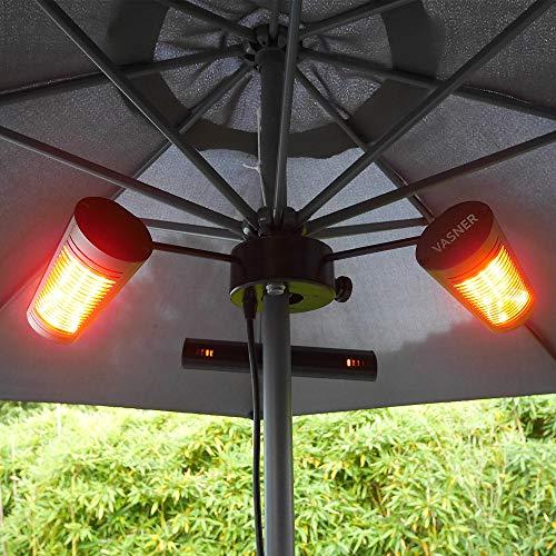 Heizstrahler Infrarot VASNER Umbrella X30 Bild 2*