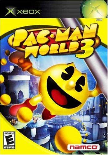 Pac-Man World 3 by Namco