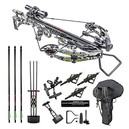 Killer Instinct Crossbows Ripper 415 FPS Crossbow...
