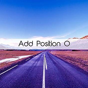 Add Position 0