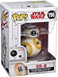 Star Wars SW-EP8 Figura de Vinilo Pop 5: A Character, Episodio 8, 10 cm (Funko 14746)...