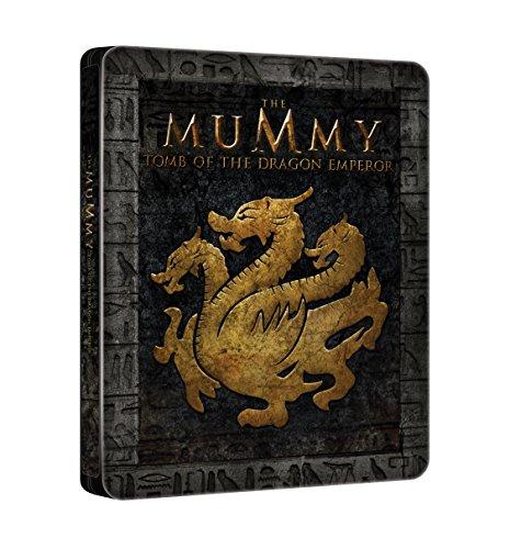 La Mummia: La Tomba dell'Imperatore Dragone (Steelbook) (Blu-Ray) [Blu-ray]