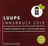 LUUPS Innsbruck 2019: Stadtführer mit Gutscheinen