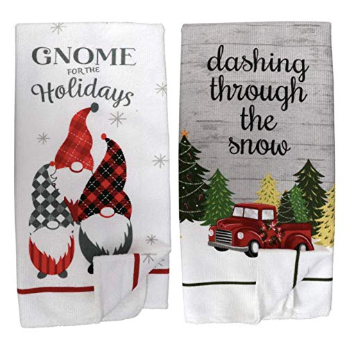 Top 10 Best Selling List for decorative christmas kitchen towels