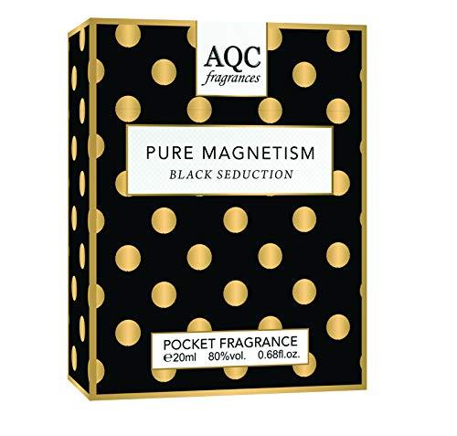 Lote de 2 fragancias de bolsillo de 20 ml – Colección Pure Magnetism – Black Seduction