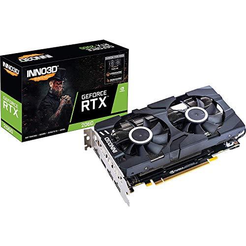 Inno3D VGA GeForce® RTX 20606GB Twin X2