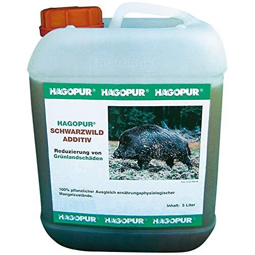 Hagopur Schwarzwild-Additiv Wildschadenverhütung Lockmittel 5L