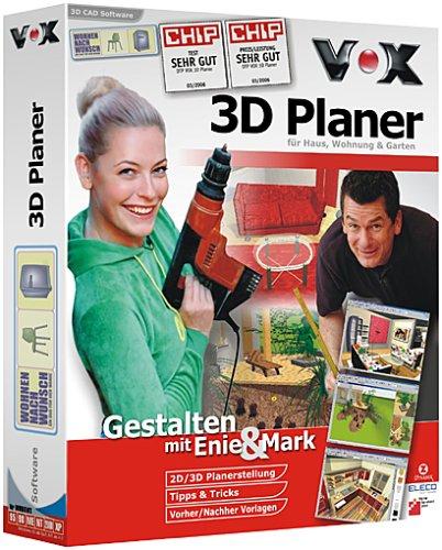 VOX 3D Planer für Haus, Wohnung und Garten