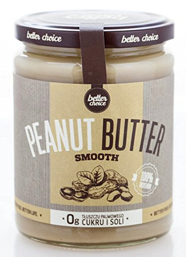 Trec Nutrition Peanut boter Smooth pindakaas peanut boter plak eiwitten ontbijt bodybuilding 500g