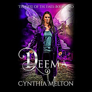 Deema audiobook cover art