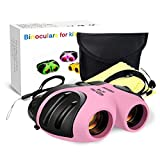 EUTOYZ Toys for Girls Age 5-12, Binoculars for Kids Girls Gifts for 3-12 Year Old Girls Birthday Present Idea...