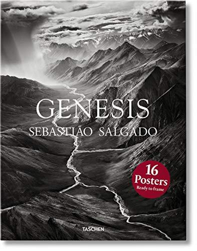 Sebastião Salgado. GENESIS. Poster Set (PRINT SET)
