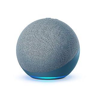 Echo (4th Gen) | With premium sound, smart home hub, and Alexa | Twilight Blue (B085HK4KL6) | Amazon price tracker / tracking, Amazon price history charts, Amazon price watches, Amazon price drop alerts