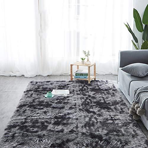 AMZERO Alfombras de Vinilo Alfombras en IKEA Alfombra Cocina Rectangular Acogedor Moquetas para Salón, Suave Mullida Duradera Resistente, C 150x240cm