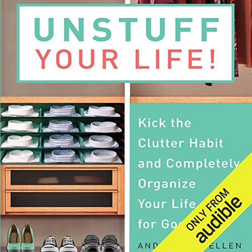 Unstuff Your Life audiobook cover art