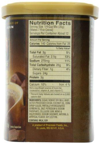 Land O Lakes Mix Cocoa Chocolate Supreme, 14.8 oz