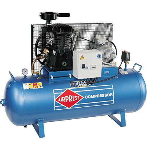 Compressor 7,5 PK / 500 liter / 15 bar type K500-1000S