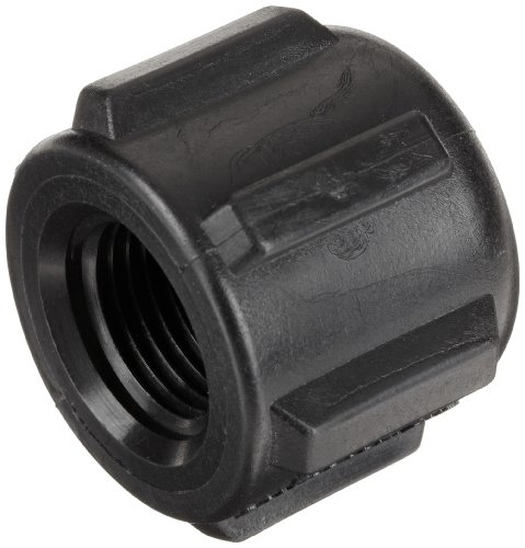 Luer-to-threaded Cap Fittings