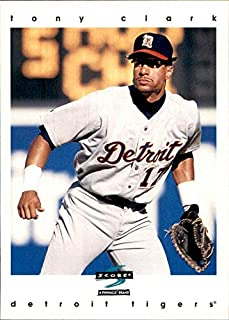 tony clark detroit tigers