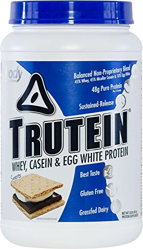 Body Nutrition Trutein S'Mores Protein Powders, 2 lb