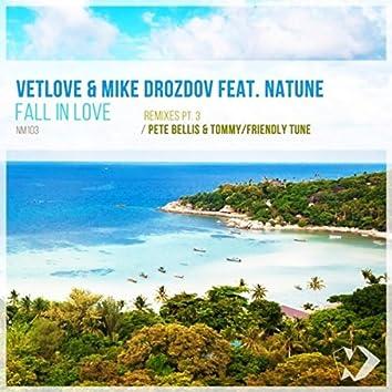 Fall in Love: Remixes, Pt. 3