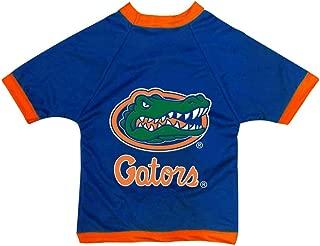 NCAA Florida Gators Athletic Mesh Dog Jersey