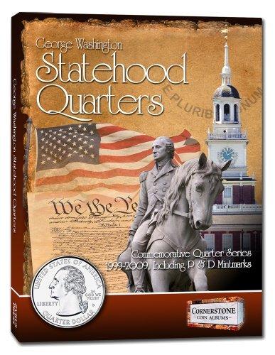 Statehood Quarter Album 1999-2009, P&d [STATEHOOD QUARTER ALBUM 1999-2] [Hardcover]