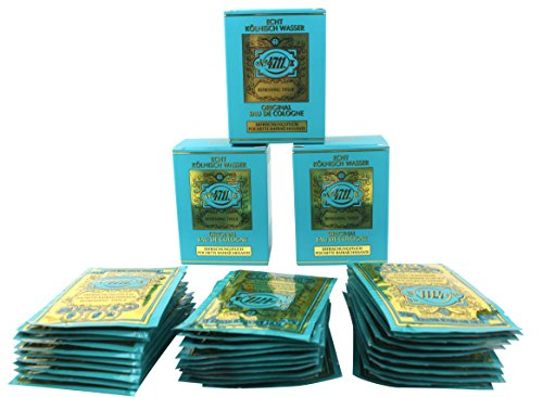 4711 Original by Muelhens Tissue Pack (10's) (3 Boxes (30 tissues))