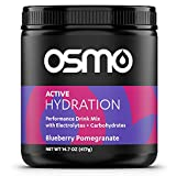 Osmo Nutrition Active Hydration Mix | During-Exercise Electrolyte Powdered Drink | Fastest Way to Rehydrate | Improves Power Output & Endurance | All Natural Ingredients
