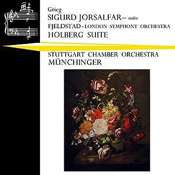 Grieg - Sigurd Jorsalfar Orchestral Suite