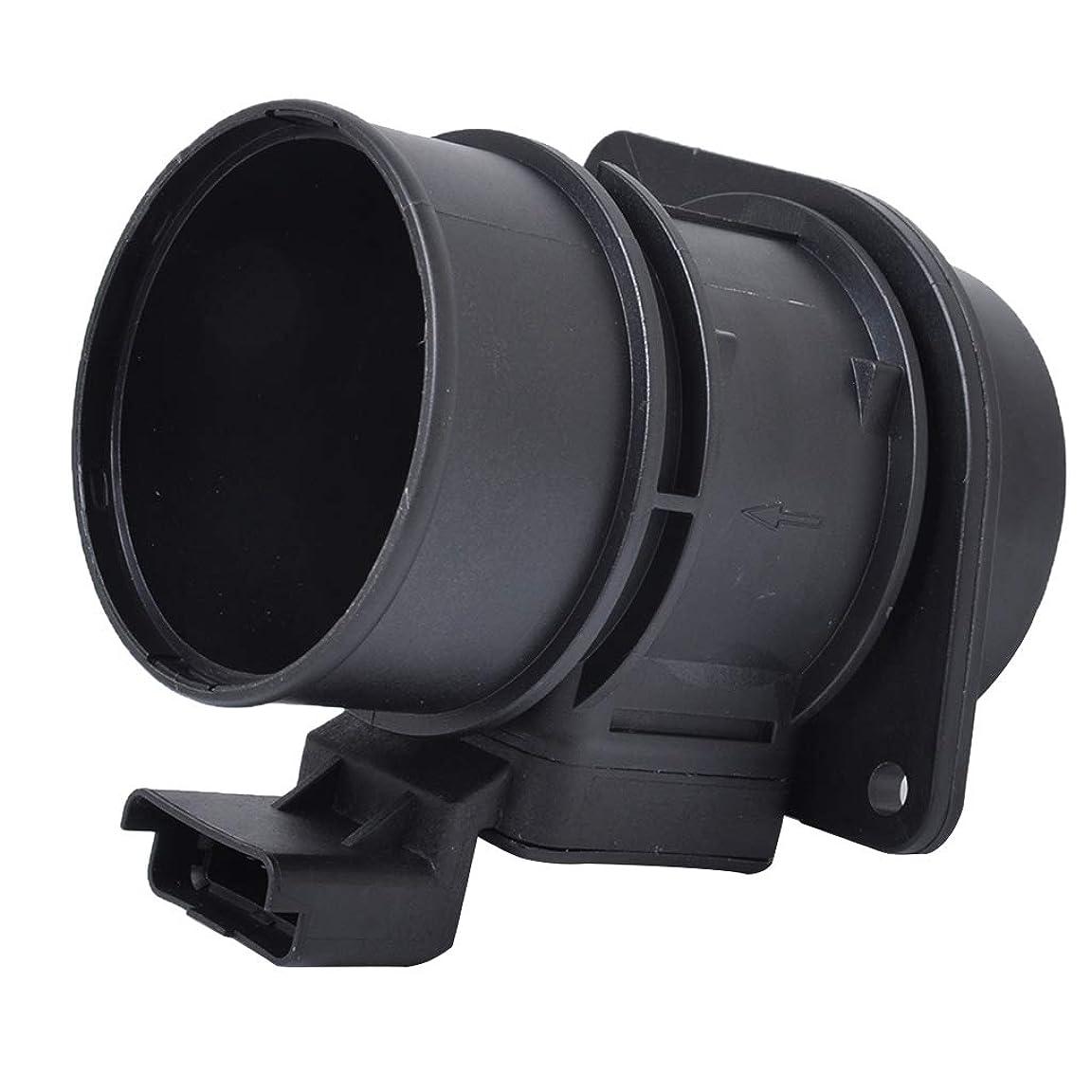 警官実験室素人D DOLITY 1ピース/個ルノー5WK962用ブラックカートラックMAFマスエアフローセンサーメーター