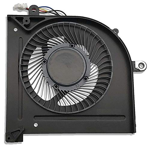 CPU Cooling Fan for MSI GS63VR: GS63VR 6RF, GS63VR 7RF, GS63VR Stealth Pro, GS73VR 6RF, GS73VR 7RF, GS73VR Series, GS73VR Stealth Pro, P/N - CAQL BS5005HS-U2F1