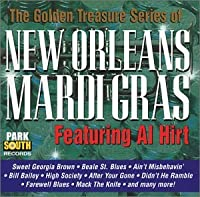 Golden Treasure: New Orleans Mardi Gras