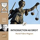Introduction au droit en une heure CD - PRESSES UNIVERSITAIRES DE FRANCE - PUF - 19/01/2013
