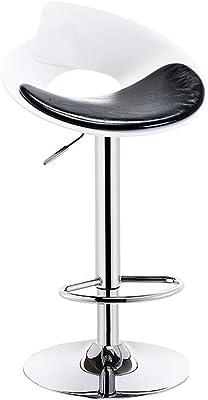 Amazon.com: JYJ-Bar Chairs Bar Chair - Adjustable Rotating ...
