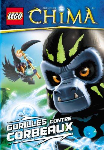 LEGO LEGEND OF CHIMA, GORILLES CONTRE CORBEAUX (LEGO Legends of Chima)