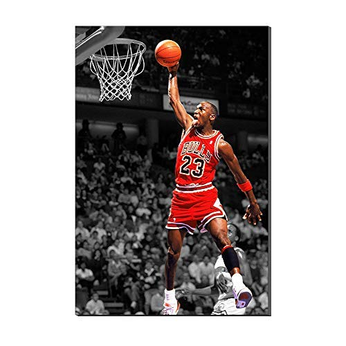 Karen Max Michael Jordan Slam Dunk Air Basketball Legende New Home Geschenke Wohnkultur Sport Poster Ölgemälde Leinwand Drucke Bilder
