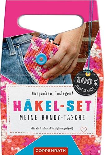 Häkel-Set: Meine Handy-Tasche (100% selbst gemacht)