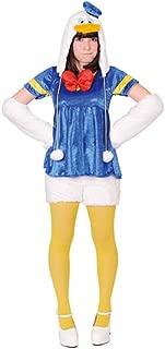 Disney's Donald Duck Costume -Pullover Costume - Unisex Teen/Adult Costume
