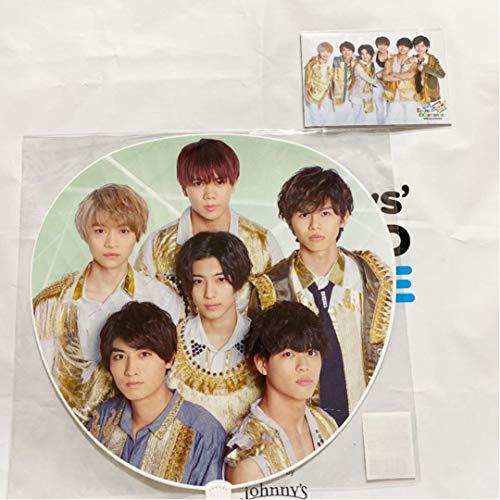 7MEN侍 ジャニーズ銀座 2020 うちわ & フォトセット 2点セット