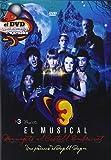 Super 3 'El Musical' Benvinguts al Castell Embruixat [DVD]